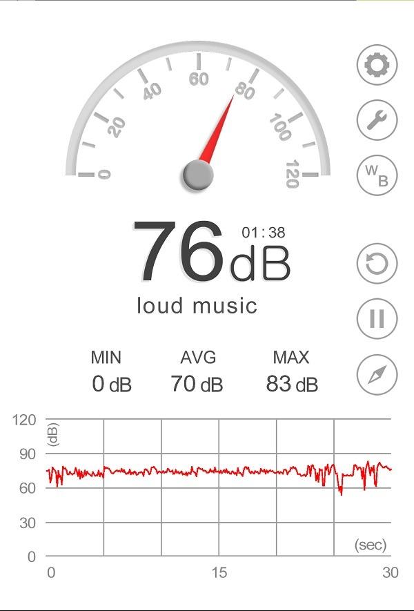 Pruebas de audio Huawei℗ P9