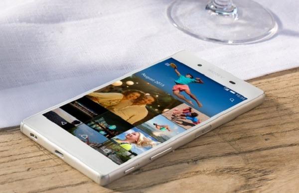 Sony Xperia(móvil) Z5