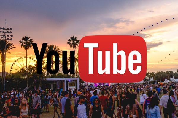 YouTube Coachella