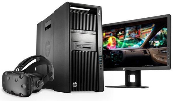 Permalink to HP Z240, Z640 y Z840, estaciones de trabajo pensadas para realidad virtual