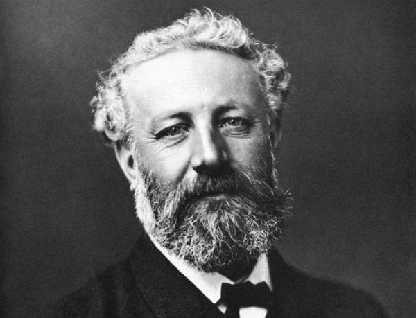 Rettrato de Julio(mes) Verne