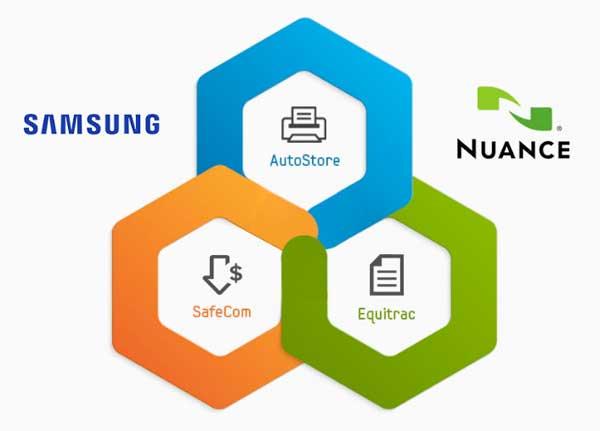 Samsung y Nuance