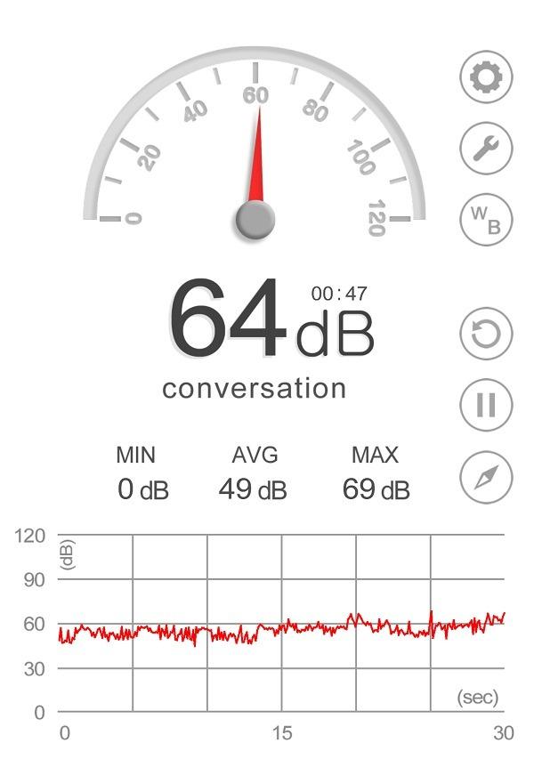 LG G5 prueba sonido