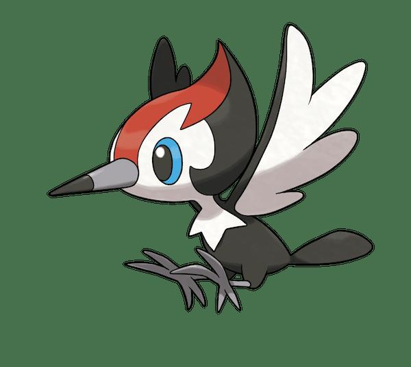 Pokémon Pikipek