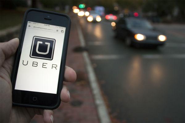 uber recoleccion datos