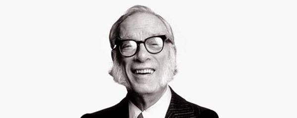 Asimov riendo
