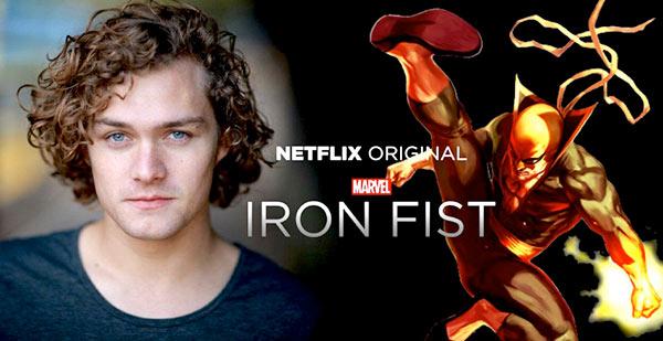 Iron first