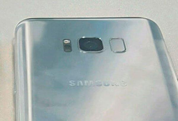 samsung galaxy s8 características