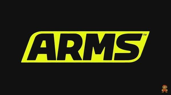 Arms juego de Switch