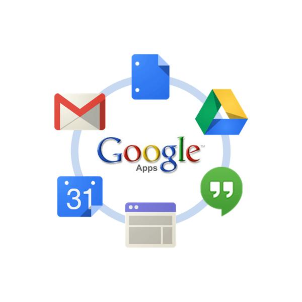 google suite aplicaciones