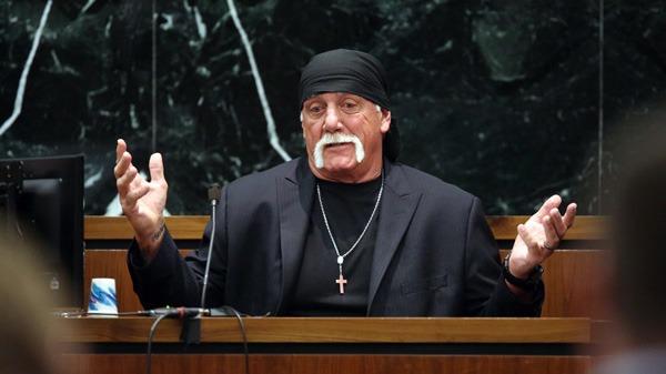 Hulk Hogan en el juicio