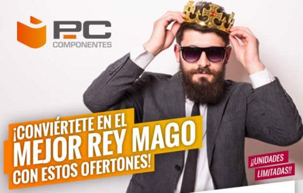 ofertas pccomponentes reyes
