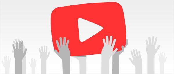 YouTube retira los anuncios de cuentas con menos de 10.000 visitas
