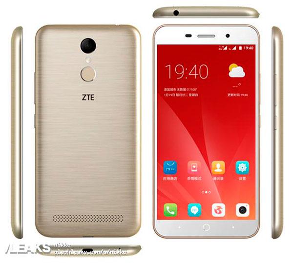 ZTE Blade A602, filtrado el reciente teléfono barato de ZTE