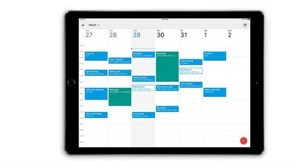 Google Calendar <stro data-recalc-dims=