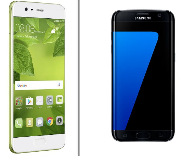 Comparativa Huawei℗ P10 Plus Vs Samsung℗ Galaxy℗ S7 edge