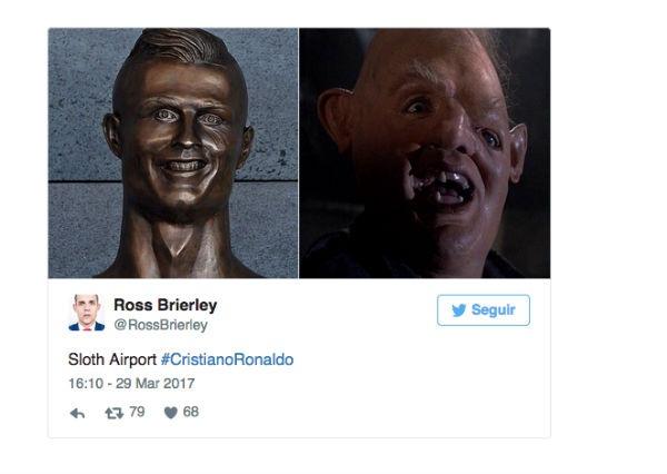 Ronaldo Busto
