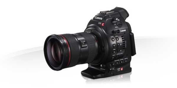 Canon EOS_C100