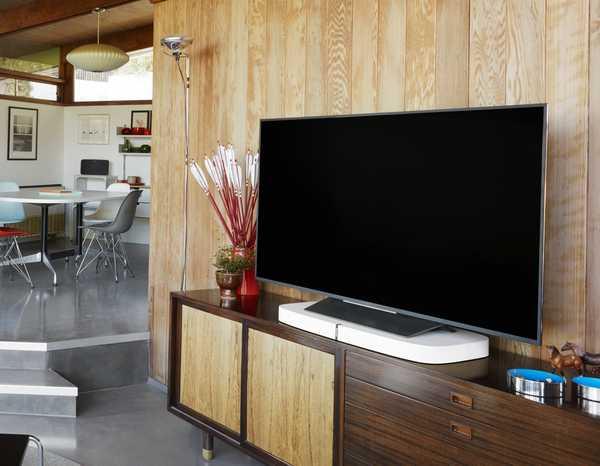 Sonos Playbase, barra de sonido para un conjunto de cine en casa sin cables