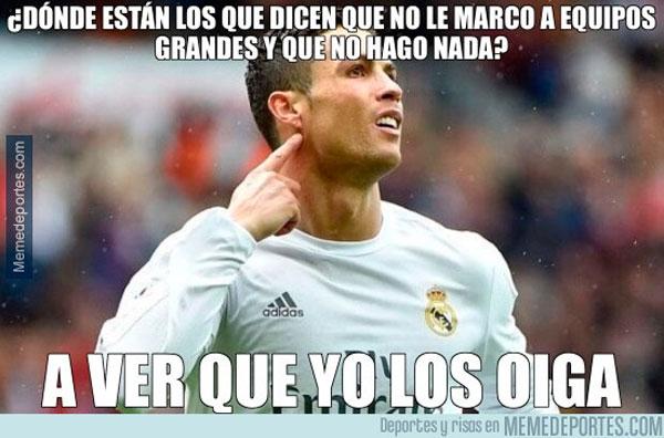 Bayern vs Real Madrid: Cristiano Ronaldo haters