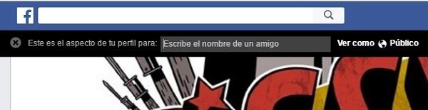 facebook amigo