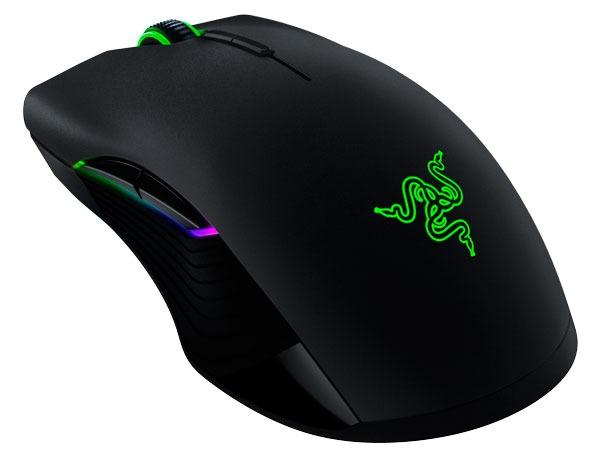 Razer Lancehead, un ratón sin cables para gamers