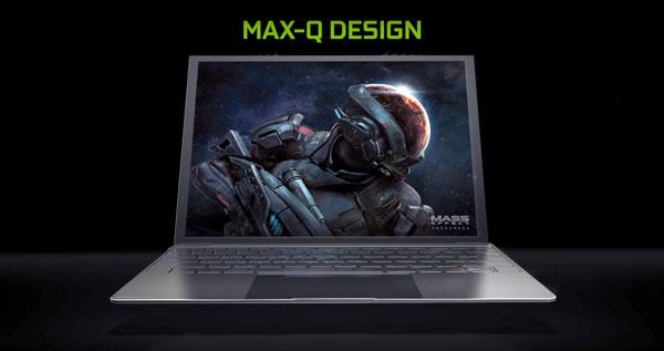 Nvidia Max-Q, portátiles para games potentes y silenciosos