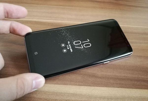 Samsung Galaxy S8+ camara delantera