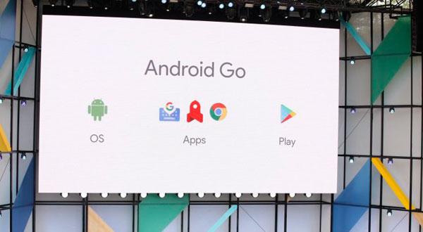 Android Go, un sistema operativo para los teléfonos menos potentes