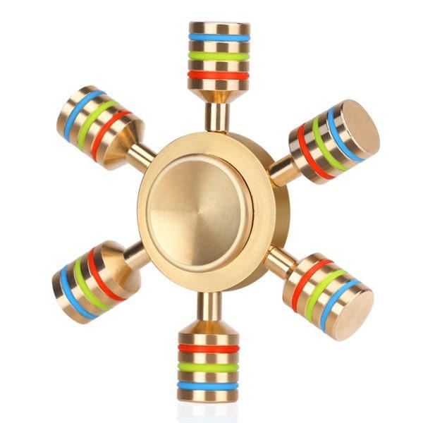 Los diez Fidget Spinner más alucinantes y difíciles de conseguir