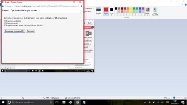 añadir cuenta de correo en gmail 5