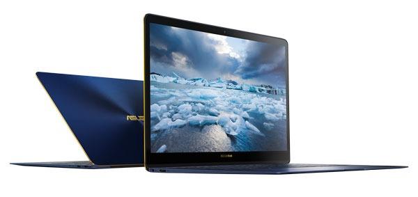 lanzamiento Asus℗ ZenBook 3 Deluxe pantalla