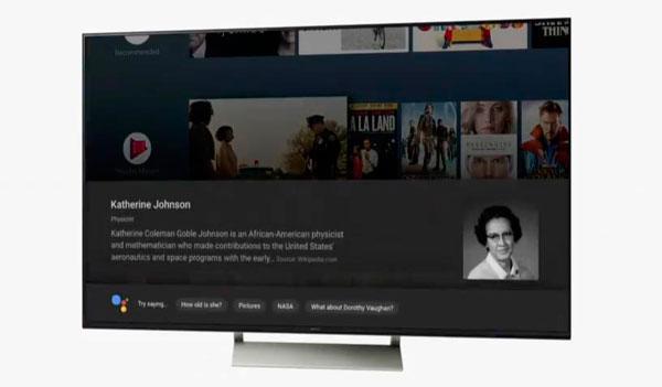 Las novedades que llegarán a las teles con Android Google Assistant