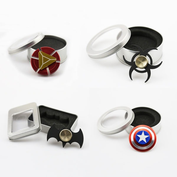 fidget spinner superheroes 2