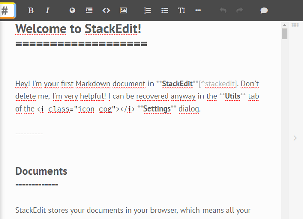 StackEdit
