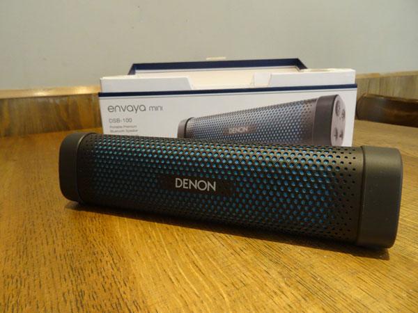 altavoces Bluetooth por menos de 200 euros(EUR) DENON Envaya Mini