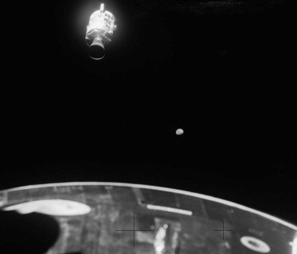 Apollo trece roto NASA 1970 BN tierra