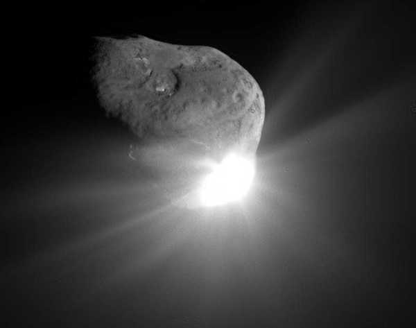 Deep Impact 2005 NASA