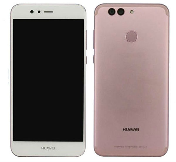 Huawei Nova 02 camara