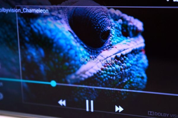 LG G6 hdr10 dolby vision