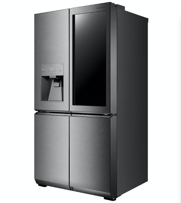 LG Signature Door-in-Door InstaView, un frigorífico que se ilumina sin abrir la puerta