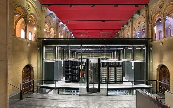 Lenovo MareNostrum 4, así es el supercomputador más potente