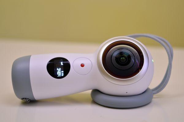 Samsung Gear 360 cámaras que todo lo ven