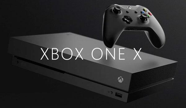 Xbox One X, desemejanzas frente a PS4 Pro