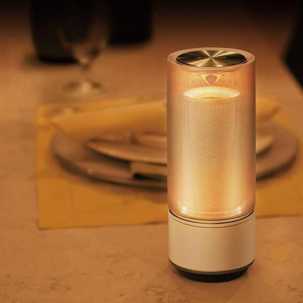 Yamaha Relit LSX-70, altífono sin cables con luz a mitad de precio