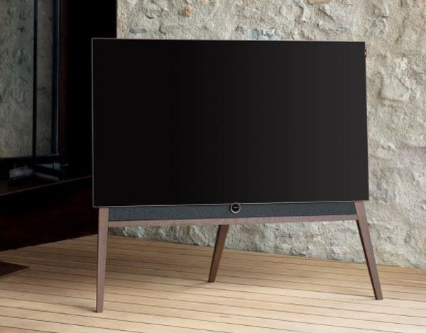 Loewe Bild 5, televisor OLED 4K con barra de sonido integrada