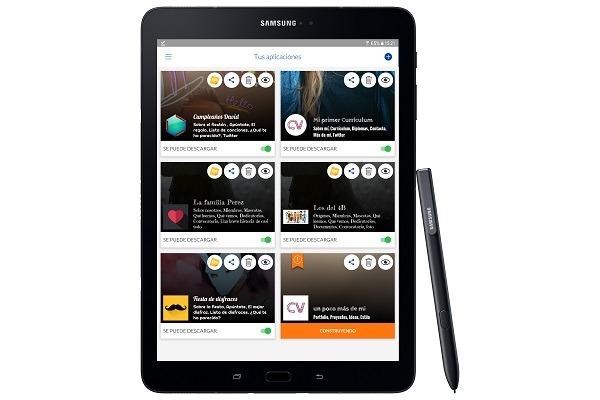 Samsung DoItApp, la app para que cualquier cliente cree aplicaciones