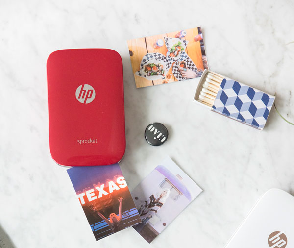 HP Sprocket en colorado aplicacion