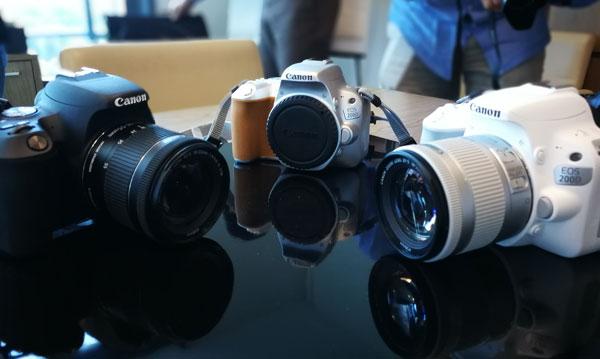 Canon EOS 200D, nueva cámara de entrada con 24,2 MP y Dual Pixel