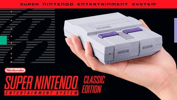 Super Nintendo℗ Classic, la SNES vuelve a la vida en formato reducido